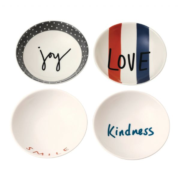 ED Ellen DeGeneres collection - Bowl 14cm Joy Set of 4 - Modern Appliances