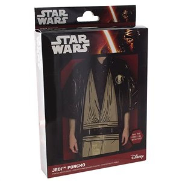 Paladone Star Wars Poncho - Jedi - Modern Appliances