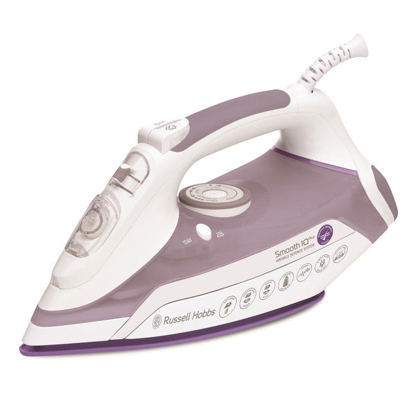 Russell Hobbs IQ Smooth Premium Iron - Modern Appliances