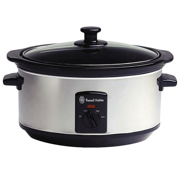 Russell Hobbs Slow Cooker 3.5lt - Modern Appliances