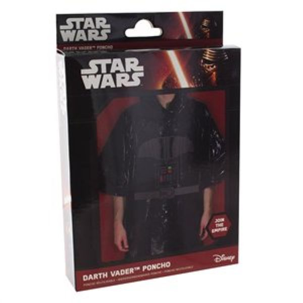 STAR WARS Poncho - Darth Vader - Modern Appliances