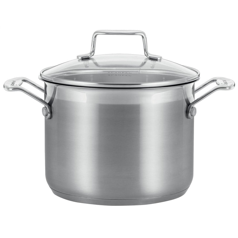 Scanpan Universal Large StockPot & Lid - Modern Appliances