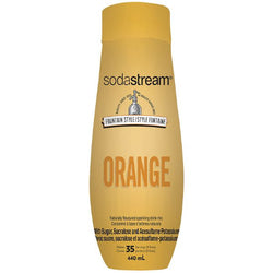 SodaStream CLASSIC SYRUPS 440ml Orange - Modern Appliances