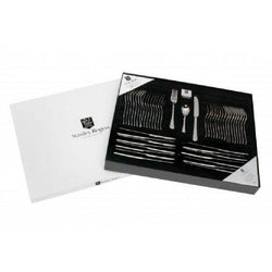 Stanley Rogers Albany 56pc Cutlery Set Stainless Steel - Modern Appliances