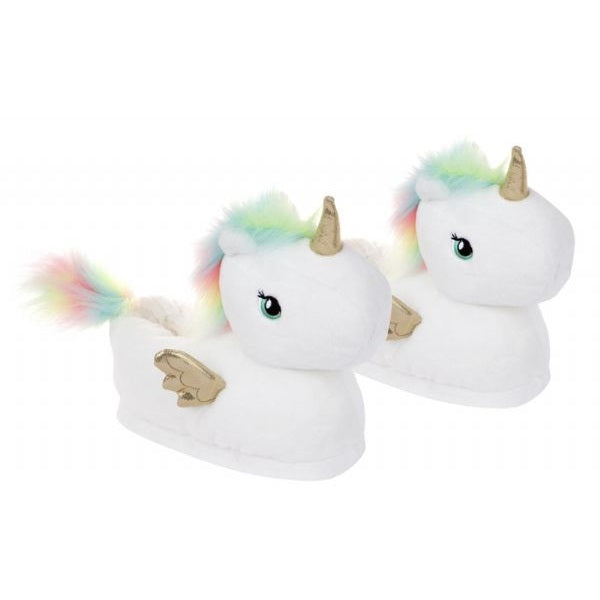 SunnyLife Unicorn Slippers Medium - Modern Appliances
