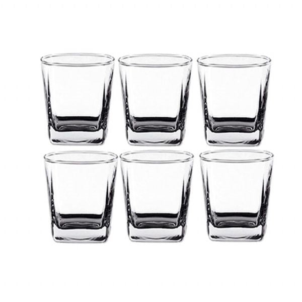 Wiltshire Plaza Short Drink Tumblers x 6 - Modern Appliances