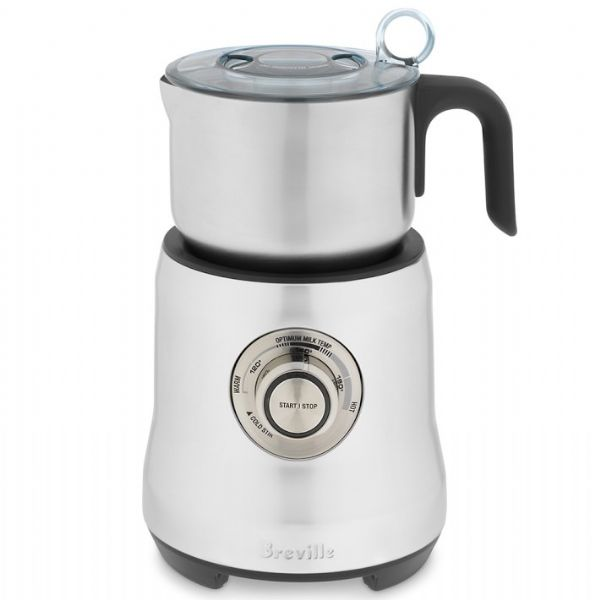 Breville The Milk Café Electronic Frother - Modern Appliances