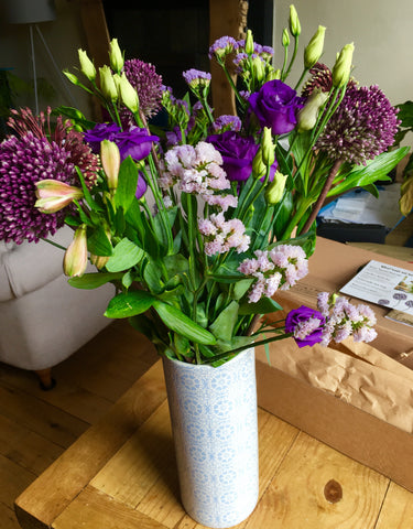 Review Freddies Flowers