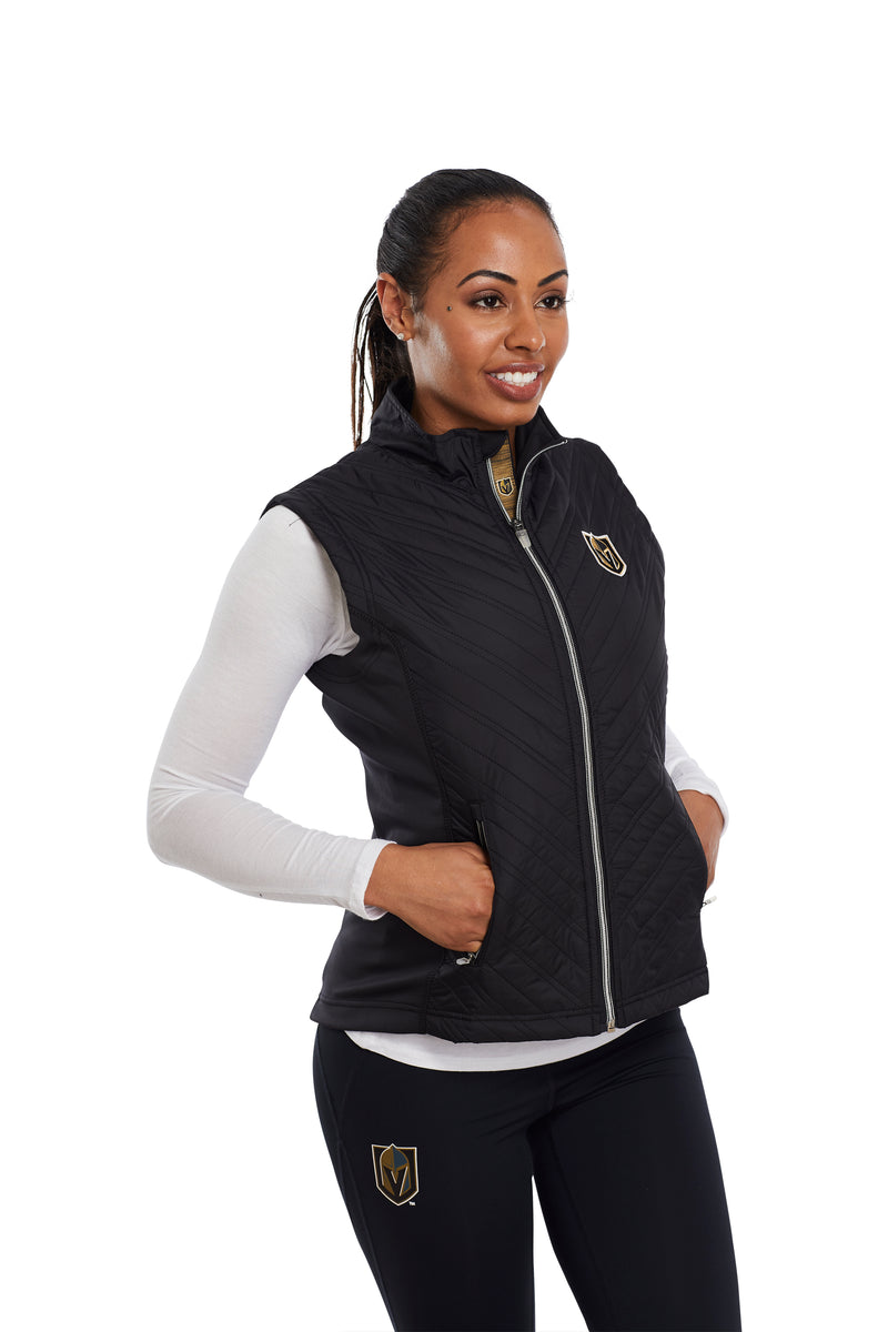 Transition Vest (Women's) - Black-Vest-LEVELWEAR-FiveHoleClothing.com