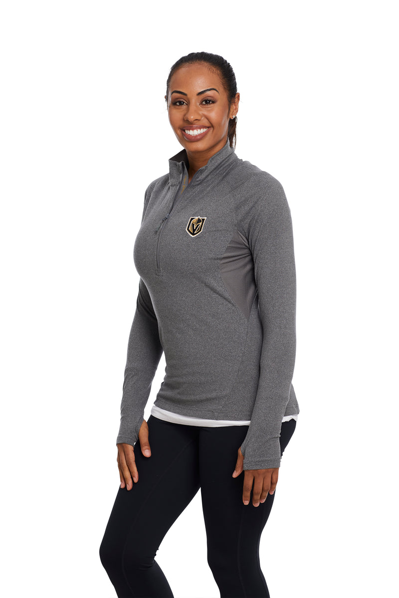 ENERGY YOGA 1/2 ZIP (WOMEN'S)-MID LAYER-LEVELWEAR-FiveHoleClothing.com