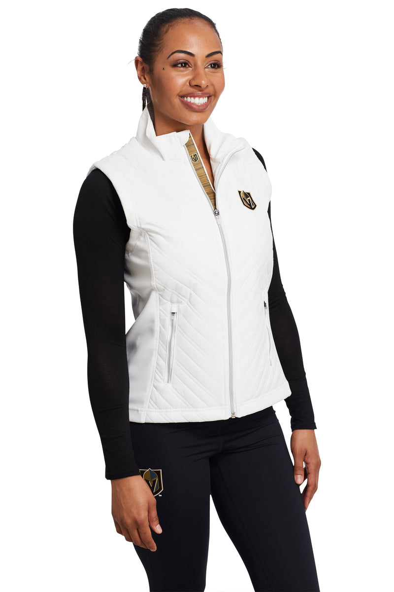 Transition Vest (Women's) - White-Vest-LEVELWEAR-FiveHoleClothing.com