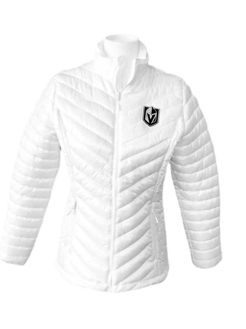 Sphere Jacket (Women's)-ACTIVEWEAR-LEVELWEAR-S-White-FiveHoleClothing.com
