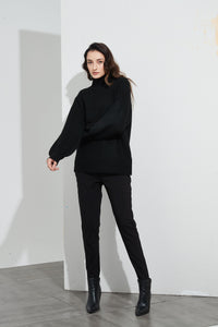 Tirelli Statement Sleeve Knit