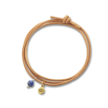Load image into Gallery viewer, Palas Lapis Lazuli Protection Gem Wrap