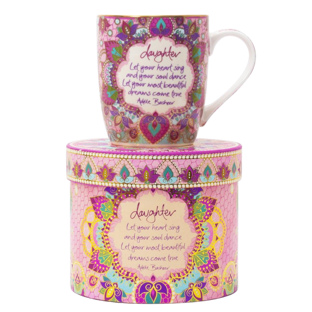 Intrinsic Daughter Mug
