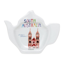 Load image into Gallery viewer, South Australia City of Churches Tea Bag Holder