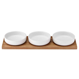 Ladelle Host Bowl and Tray Set