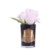 Load image into Gallery viewer, Côte Noire Perfumed Natural Touch Rose Bud in Black - French Pink