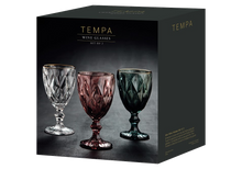 Load image into Gallery viewer, Tempa Ezra Wine Glasses