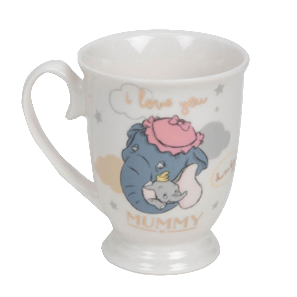 Disney 'I Love You Mummy' Dumbo Mug