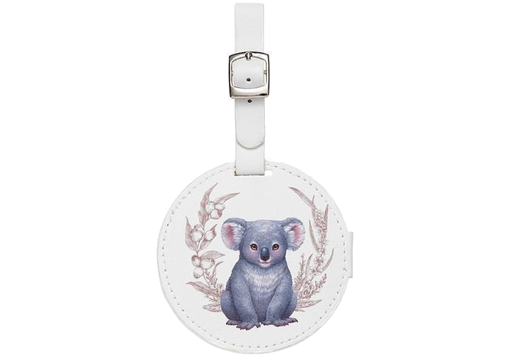 Little Aussie Friends Koala Bag Tag
