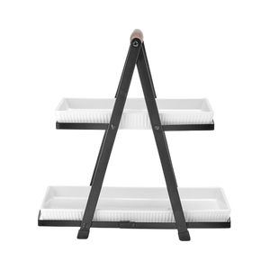 Ladelle 2 Tier Serving Tower