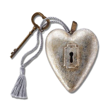 Load image into Gallery viewer, Always and Forever Sculpted Wings Art Heart