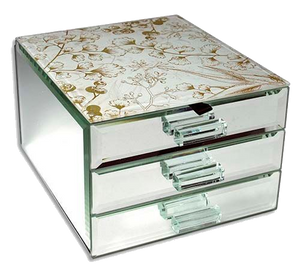 Native Nest Jewellery Box - 2 Drawer