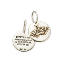 Load image into Gallery viewer, Palas Butterfly Charm