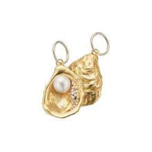 Load image into Gallery viewer, Palas Oyster Pearl Charm