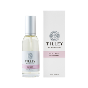 Tilley Room Spray 100mL Peony Rose