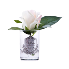 Load image into Gallery viewer, Côte Noire Perfumed Natural Touch Rose Bud in Clear - Pink Blush