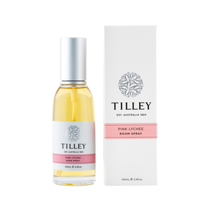 Tilley Room Spray 100mL Pink Lychee