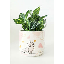 Load image into Gallery viewer, Linear Cat Planter