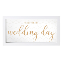 Load image into Gallery viewer, Wedding Day Message Box