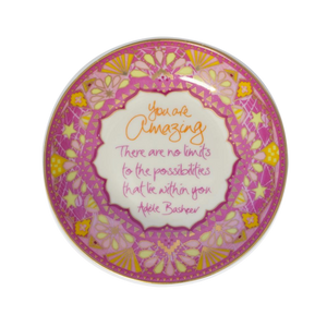 Intrinsic You Are Amazing Trinket Dish