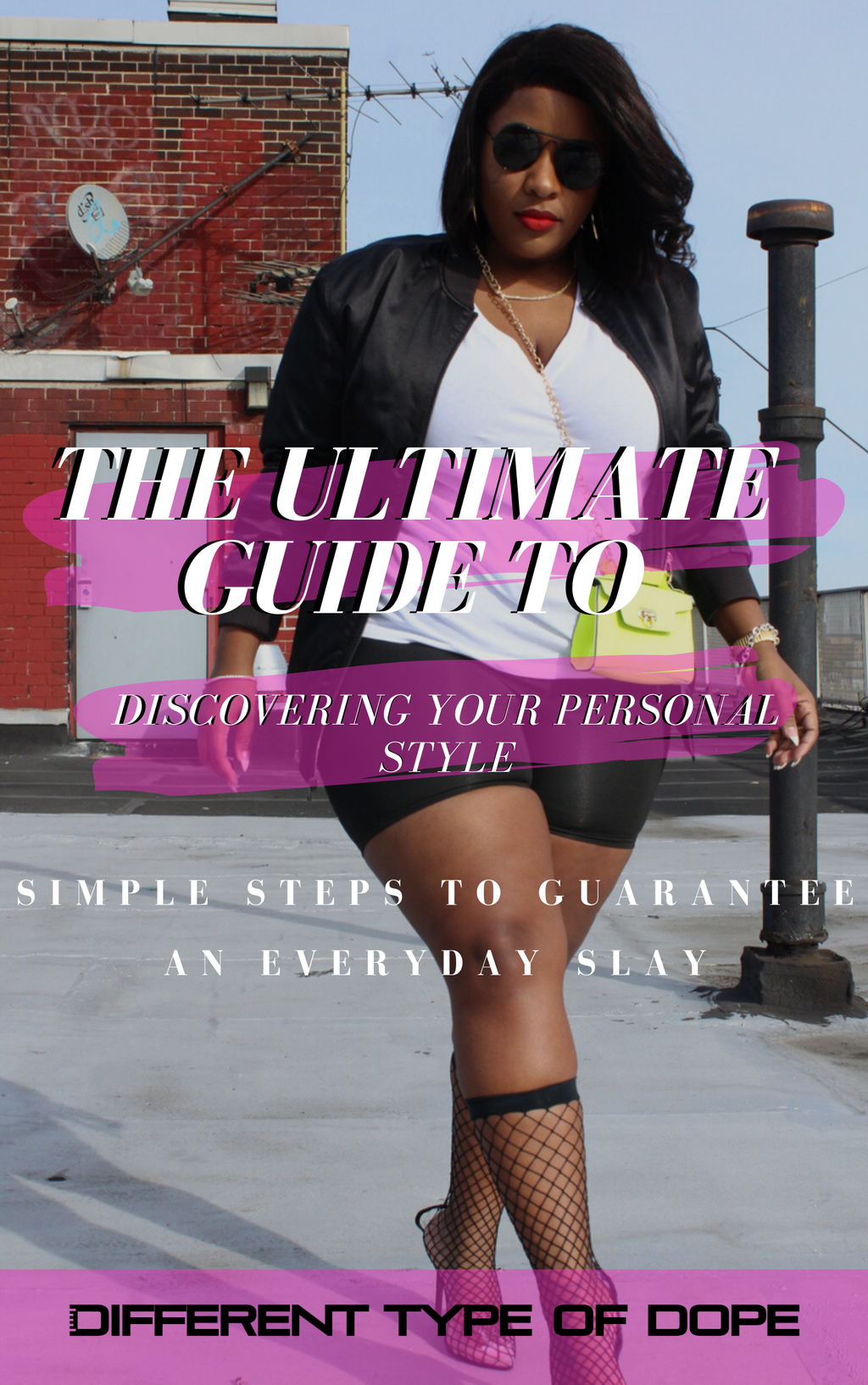 The Ultimate Guide To Discovering Your Personal Style-Ebook-Different Type Of Dope