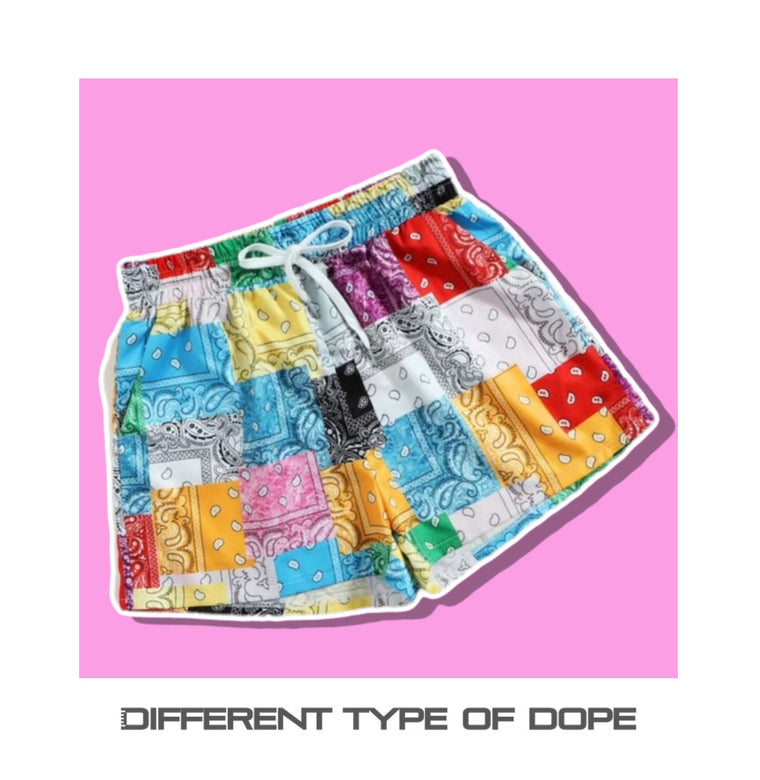 Set Tripping Shorts-Apparel-Different Type Of Dope