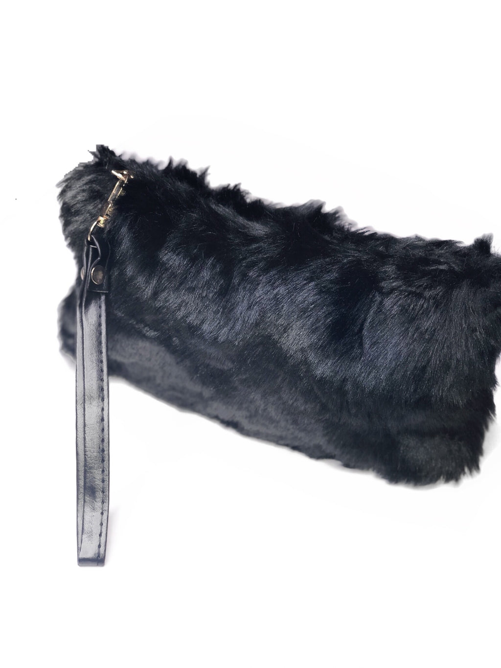 So Fur Real Wristlet