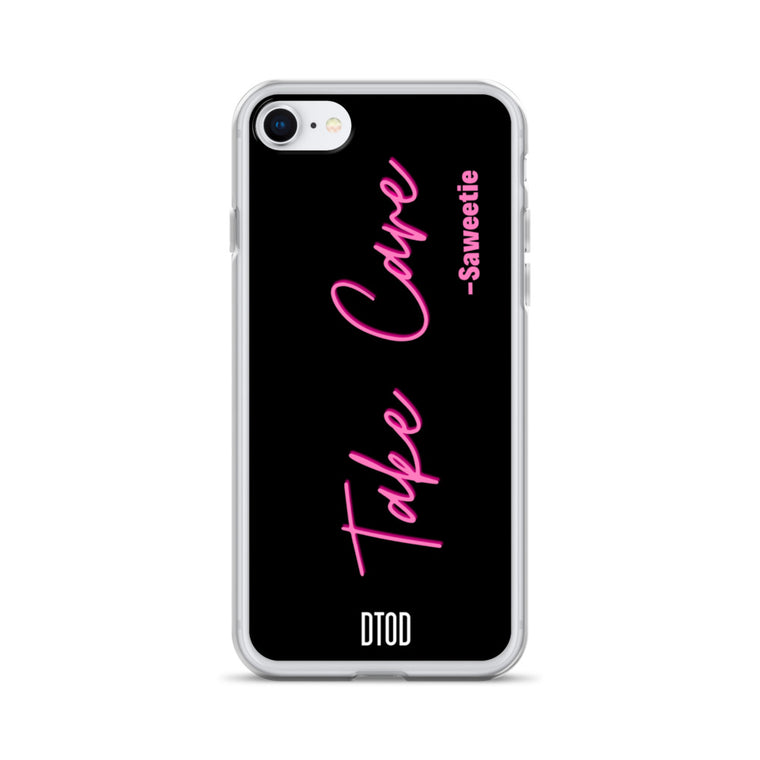 Take Care iPhone Case-Different Type Of Dope