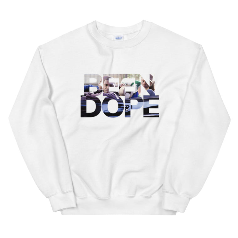 The Intro - Been Dope Unisex Sweatshirt-Different Type Of Dope