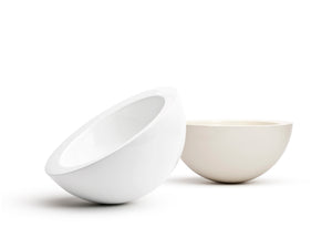 Bowl off-white