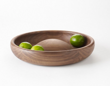 Load image into Gallery viewer, Soft bowl walnut