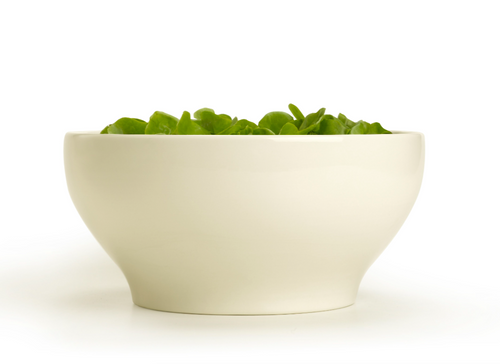Tableware bowl large