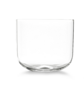 Waterglass 3mm clear - set of 6 pieces