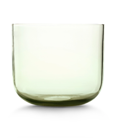 Waterglass 3mm green - set of 6 pieces  20% AT CHECKOUT