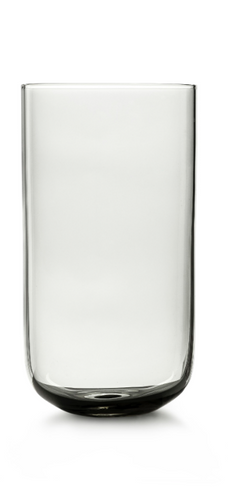 Longdrink glass 1mm smoke - set of 6 pieces