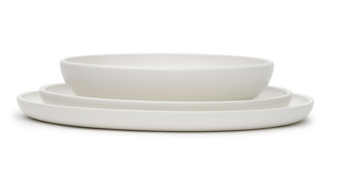 Tableware VVD - set white dinnerware