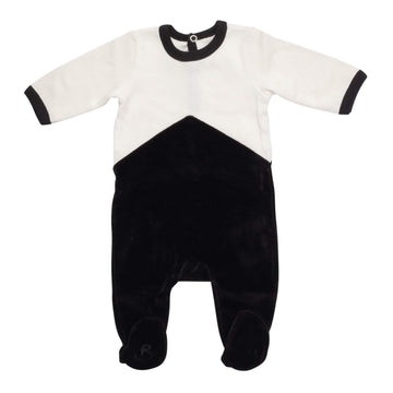 BW Geo Stripe Footie
