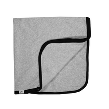 Grey Retro Sport Blanket